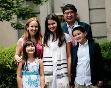 Genevieve family